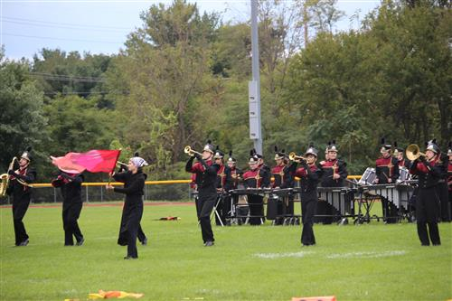 The GHS Band is shown here.