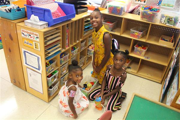 Rodgers Expands Pre-K 4 to a Full-Day Program with the Help of a Grant